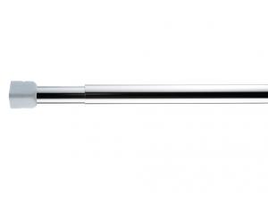 Tyč pro sprchový závěs, teleskopická - chrom 155200