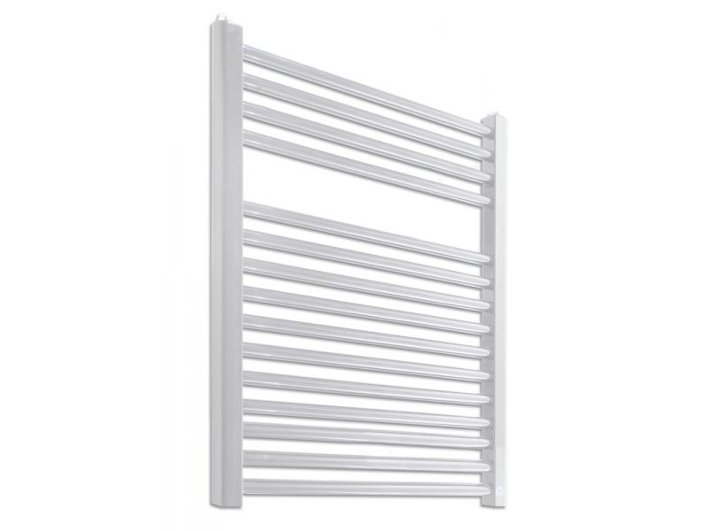 PRIMO-N Koupelnový žebřík (radiátor) - bílý v. 764 mm, š. 750 mm
