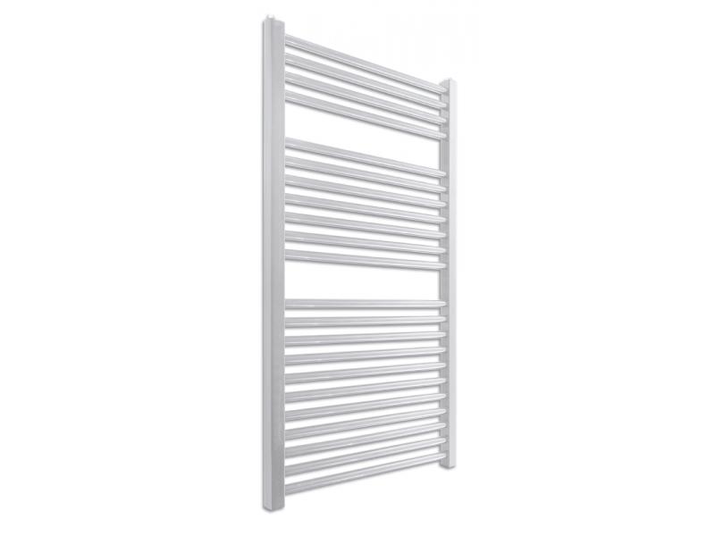 PRIMO-N Koupelnový žebřík (radiátor) - bílý v. 1160 mm, š. 500 mm