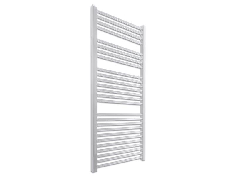 PRIMO-N Koupelnový žebřík (radiátor) - bílý v. 1732 mm, š. 600 mm