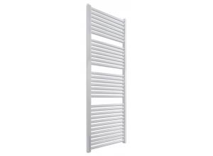 PRIMO-N Koupelnový žebřík (radiátor) - bílý v. 1732 mm, š. 750 mm
