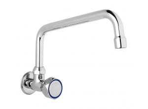 A10 03 70 Slim Nástěnný ventil na studenou vodu - ramínko horní U 230 mm