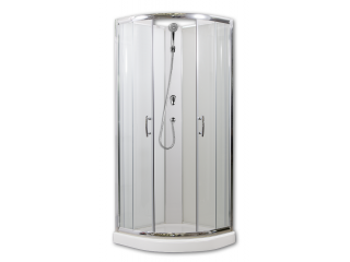 ARTTEC BRILIANT NEW 80 Arttec sprchový box  model 1 clear