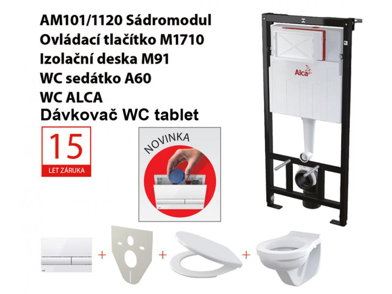 Set 5v1 AM101/1120, WC ALCA + P169