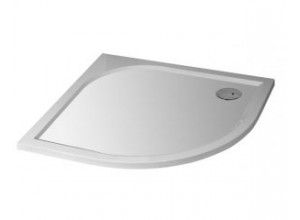 STONE 98,5 x 98,5 cm čtvrtkruh pravý odpad 90 mm