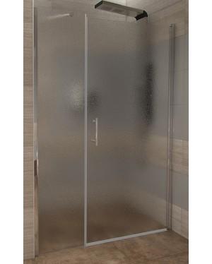 GAMA 140×190 cm Grape Well sprchové dveře do niky