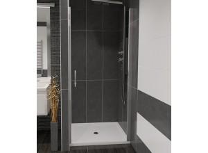 ALFA 95 Čiré Well Sprchové dveře do niky