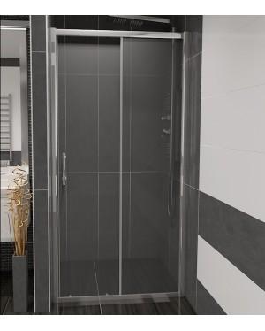 NICOL 150 čiré Well sprchové dveře do niky