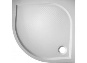 SOFIA 90×90 R50 Hopa vanička sprchová mramorová, výška 3 cm