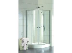 NERJA 100 × 100 Hopa Čtvrtkruhový sprchový kout