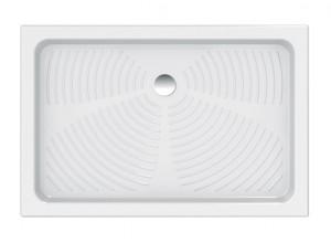 ORIONE 120x80 Hopa vanička sprchová keramická