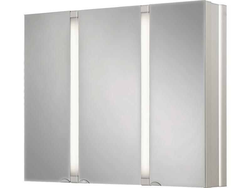 SUNALU Jokey Zrcadlová skříňka - aluminium