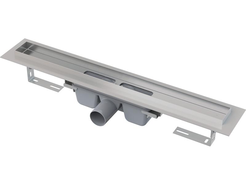 APZ7-FLOOR-1150 AlcaPlast Liniový podlahový žlab na vložení dlažby