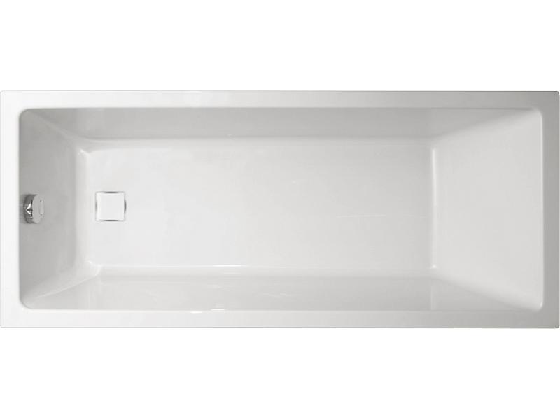 CAVALLO 150×70 Vagnerplast Vana obdélníková s podporou