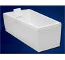 CAVALLO 160×90 P Vagnerplast Vana asymetrická s podporou