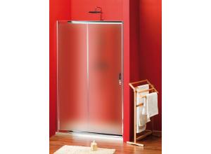 Gelco SG3260 Sprchové dveře dvoudílné posuvné - sklo Brick