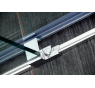 DRAGON GD4611 Gelco Sprchové dveře  posuvné - sklo čiré