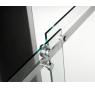 DRAGON GD4614 Gelco Sprchové dveře posuvné - sklo čiré
