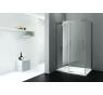 DRAGON GD4615 Gelco Sprchové dveře posuvné - sklo čiré