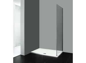 DRAGON GD7280 Gelco Boční stěna sprchová - sklo čiré