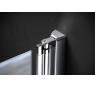ONE GO4490D Gelco Sprchové dveře otočné - sklo čiré 90 x 190 cm