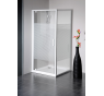ETERNO GE3380 Gelco Boční stěna sprchová - sklo Strip