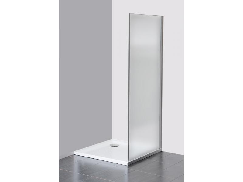 ETERNO GE4380 Gelco Boční stěna sprchová - sklo Brick