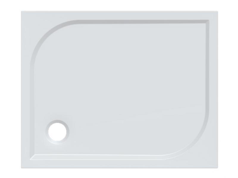 GALET 100×80 LQ10080 Gelco Sprchová vanička obdelníková