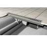 APZ1 - AlcaPlast Liniový podlahový žlab s okrajem