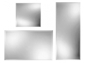 L1/H Zrcadlo závěsné 50×40