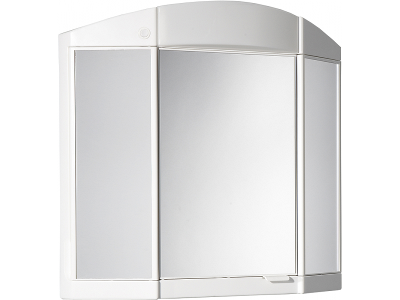 ANTARIS 65 x 60 Jokey Zrcadlová skříňka - bílá