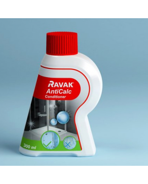 RAVAK ANTICALC CONDITIONER Ochranný prostředek RAVAK 300 ml