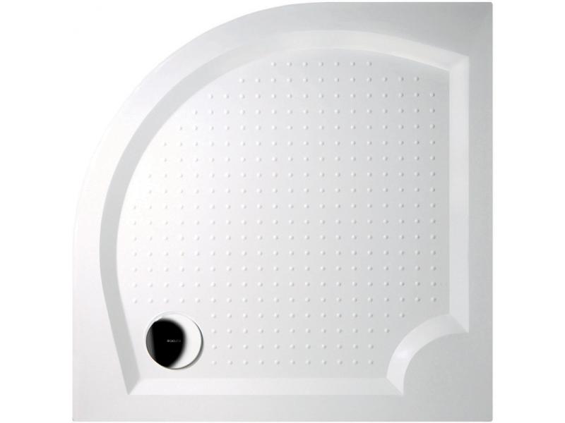 VIVA 90 GV559 Gelco Sprchová vanička čtvrtkruhová - profilovaná