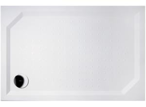 SARA 120×90 GS12090 Sprchová vanička obdélníková - profilovaná