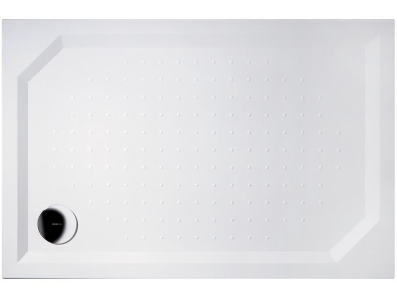 SARA 120×80 GS12080 Gelco Sprchová vanička obdélníková - profilovaná