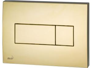 M375 AlcaPlast Tlačítko ovládací zlaté