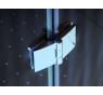 LEGRO GL1290 Gelco Sprchové dveře otočné - sklo čiré