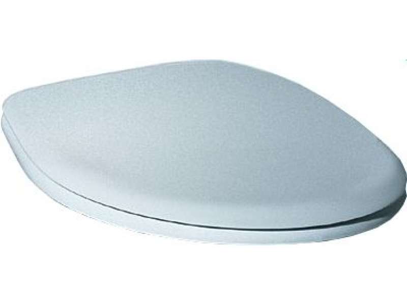 573334 KIND Kolo Dětské klozetové sedátko s poklopem bílé