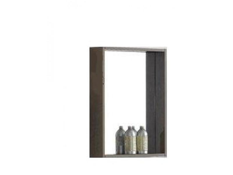 T700 Hopa Zrcadlo 70 x 52 Světlý dub