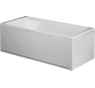 ANCONA 170 × 75 Hopa akrylátová vana