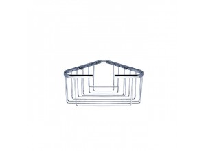 OP 106-26 Nimco Koupelnová drátěná rohová polička