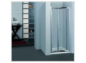 MARY 1050 NEW Arttec sprchové dveře do niky-zalamovací dvoudílné
