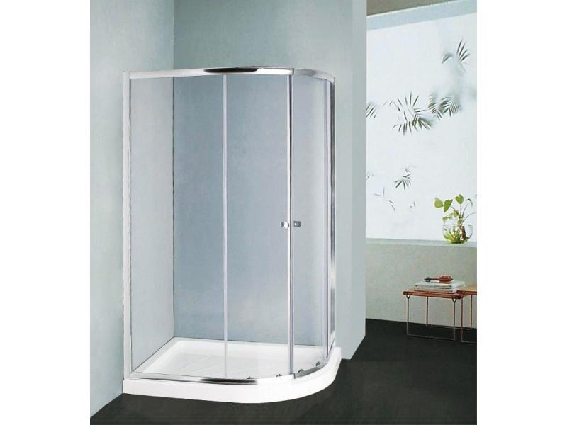 KLASIK 80x120 clear NEW Arttec sprchový kout