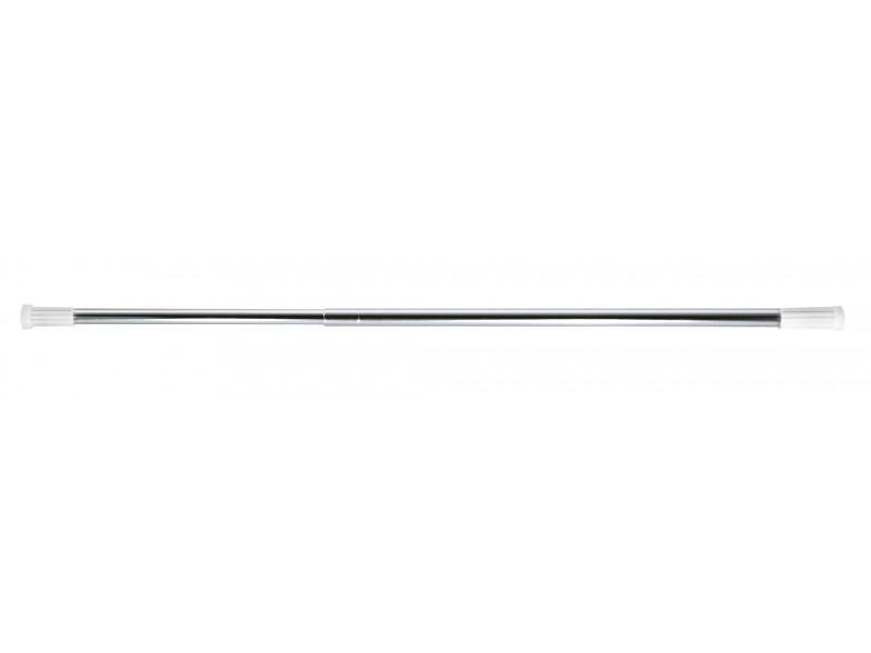 Tyč na sprchový závěs Olsen 140-260 chrom