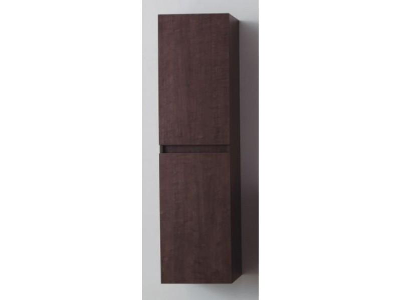 A 1440 Levá Tmavý ořech Hopa koupelnová skříňka boční