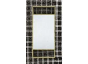 T 580 90 x 40 světlý dub Hopa zrcadlo