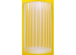 LUNA Olsen-Spa zavírání do středu sprchový kout
