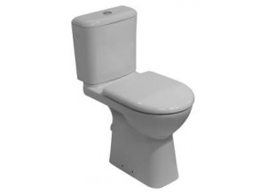 JIKA OLYMP 8.2361.6.000.000.1 WC kombi mísa zvýšená 50 cm, zadní - hluboké splachování
