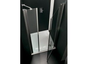 DUO 100 × 190 pravé Hopa sprchové dveře