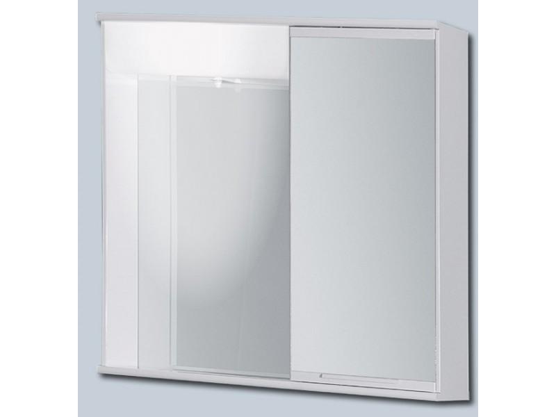LUMIX I 50 x 55 pravá Olsen-Spa zrcadlová skříňka